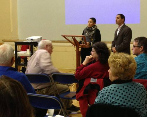 St Marks and Temple dr Hirsch Sinai interfaith event in Seattle