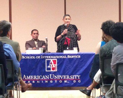 TSS at American University