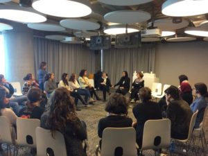 """Women to Women"" Dialogue meeting in Tel Aviv, January 8th"