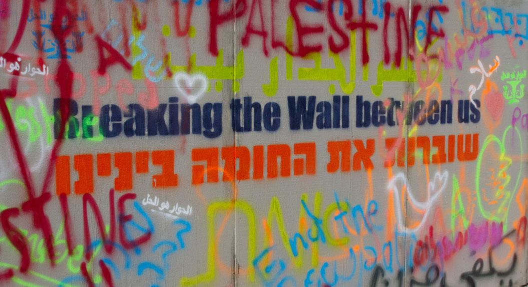 Breaking the Walls Between Us
