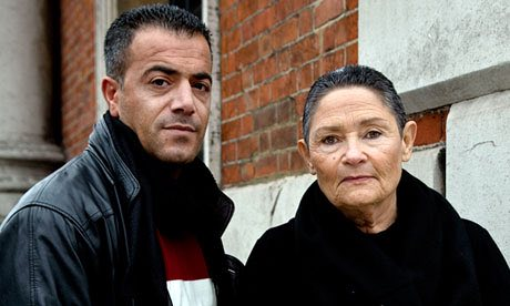 Mazen Faraj and Robi Damelin