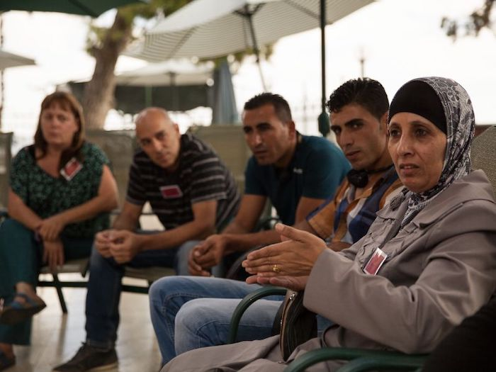 352 Dialogue Meetings for 7,400 Israelis, Palestinians, and internationals in Israel and Palestine