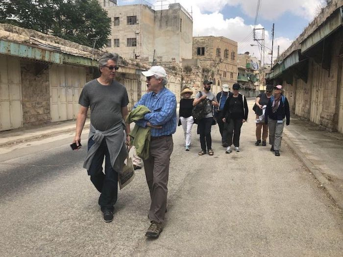 American Friends of the Parents Circle - Families Forum led its first Narrative Study Tour, brining a delegation to explore narratives of Israelis and Palestinians and visit the projects of the Parents Circle