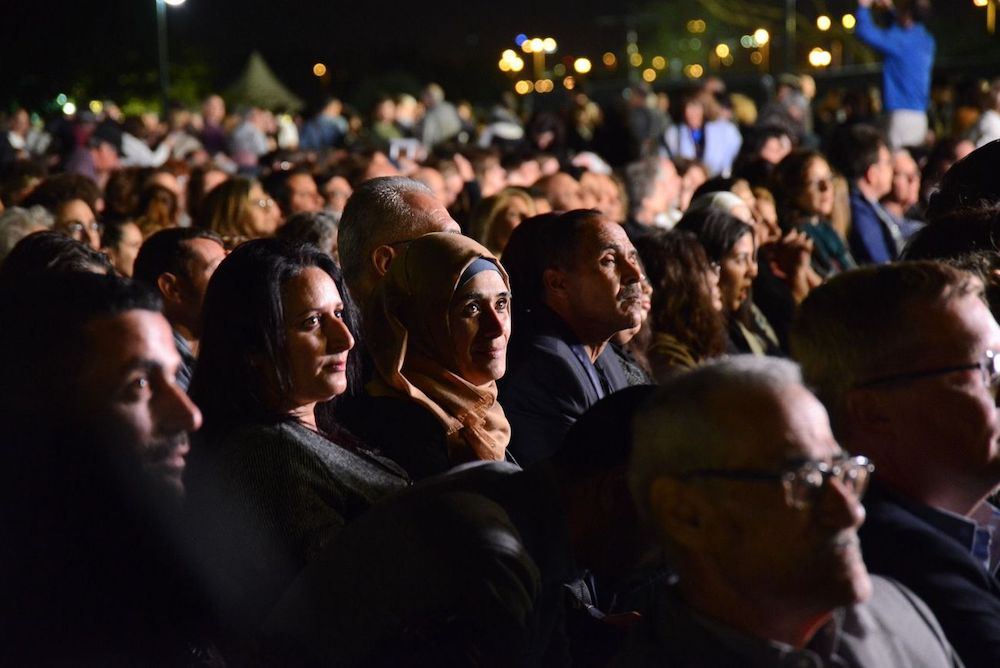 The Forward: Israelis and Palestinians mourn our losses together on Yom Hazikaron