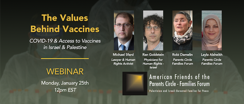 WEBINAR RECORDING: The Values Behind Vaccines