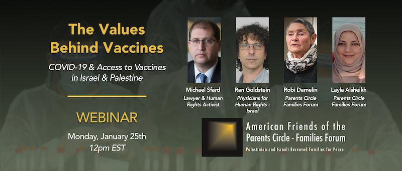 WEBINAR: The Values Behind Vaccines