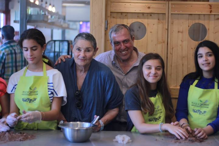 Group culinary class by chefs from the Paul Bocuse Institute in Lyon, France