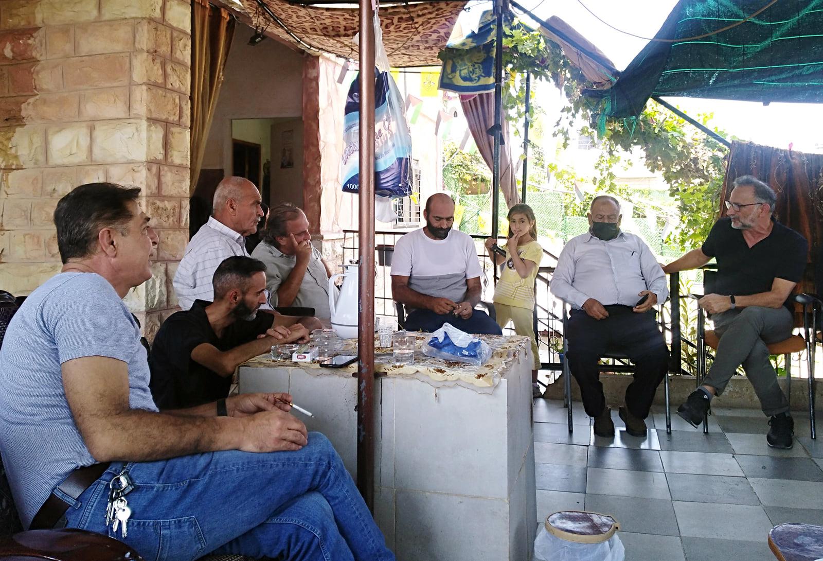 Horror and Hope in Beit Ummar